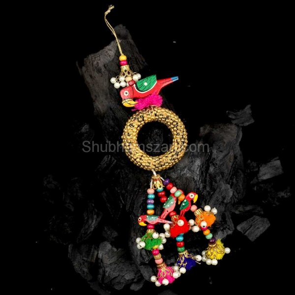 Colourful Bird Lumba Rakhi