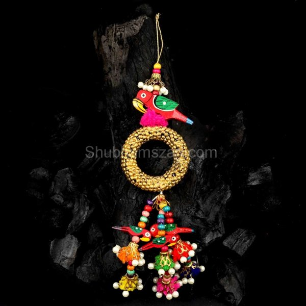 Colourful Lumba Rakhi