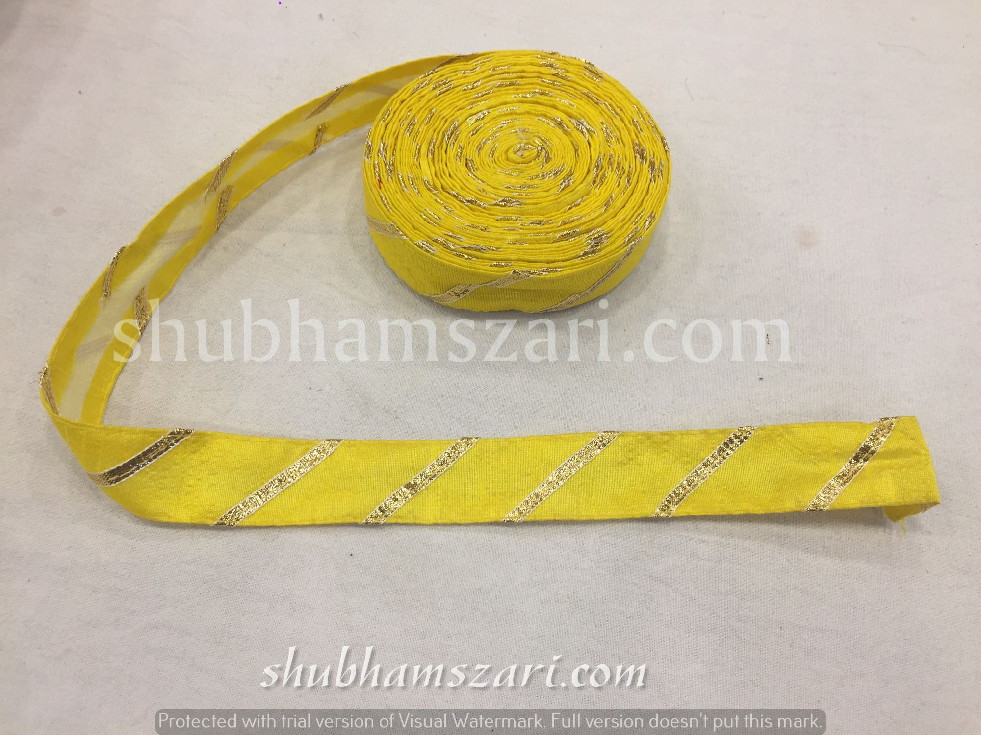 Magji one inch lace