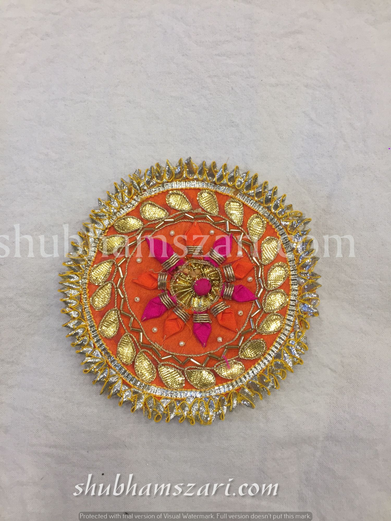 Buty Gota Handwork Patch