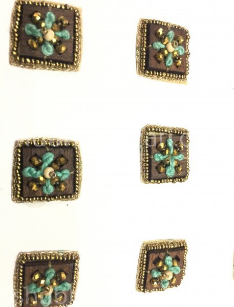Fancy Button 12pcs set