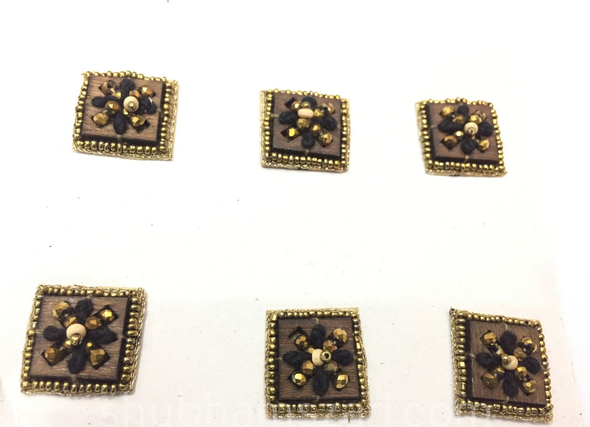 Fancy Button 12pcs